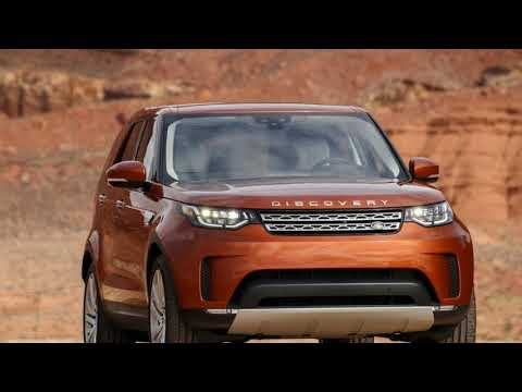 First Drive and Review : The 2018 Land Rover Discovery Gets Its Quirks Ironed Out