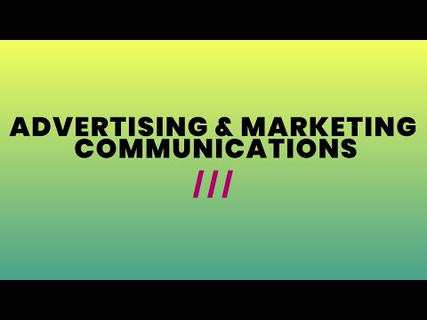 Advertising & Marketing Communications (1067)