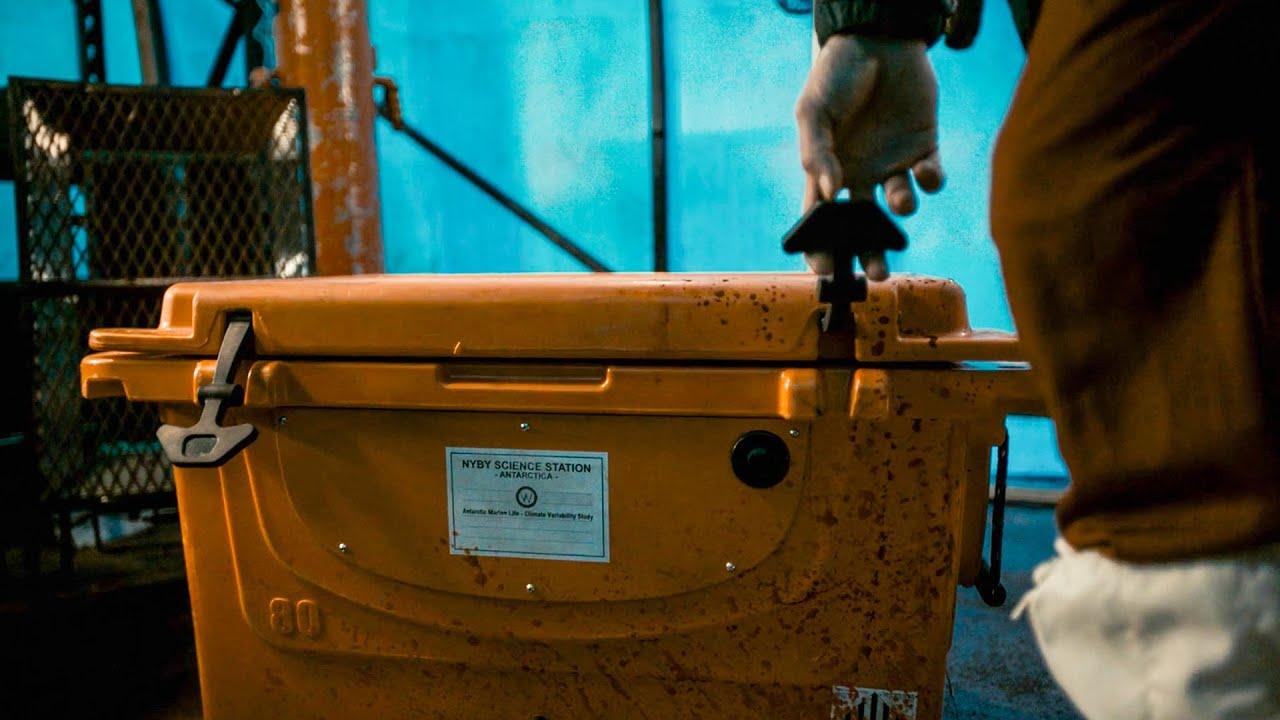 【穷电影】科学家从深海抓住神秘生物放在箱中,本为研究,却导致了人类灭亡