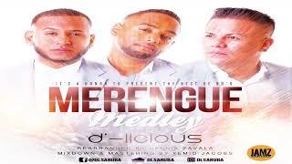 Merengue Medley(Cover) - D