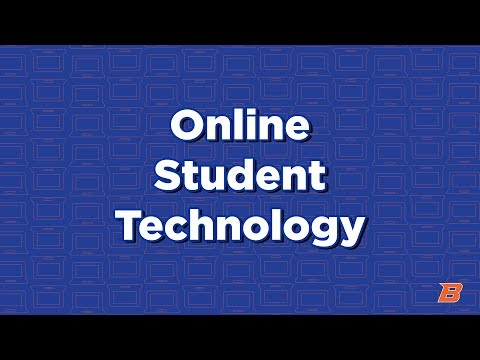 Online Student Tips: Dealing With Technology