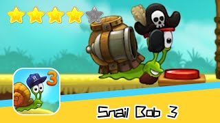 Snail Bob 3 Beyond The Sky Time Mode 18-21 Walkthrough Play levels and build areas! Recommend index