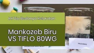 Fungisida Tiflo 80 WP - Kemasan 900 gr