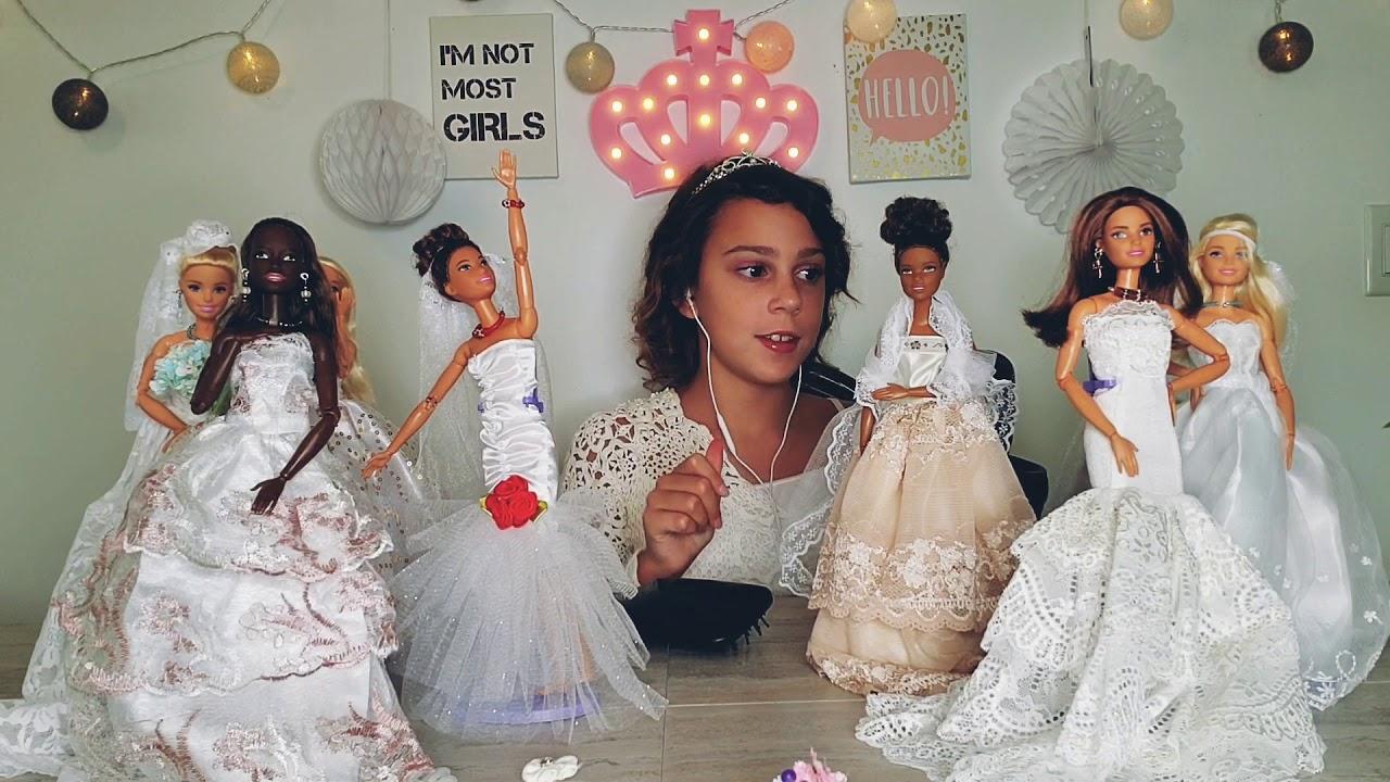 Download ASMR  #barbie #barbies #weddingdress #wedding #whispering #softspeaking