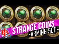 Destiny How to FARM STRANGE COINS UPDATED 500+ or More PER WEEK! Rise of Iron STRANGE COIN FARMING
