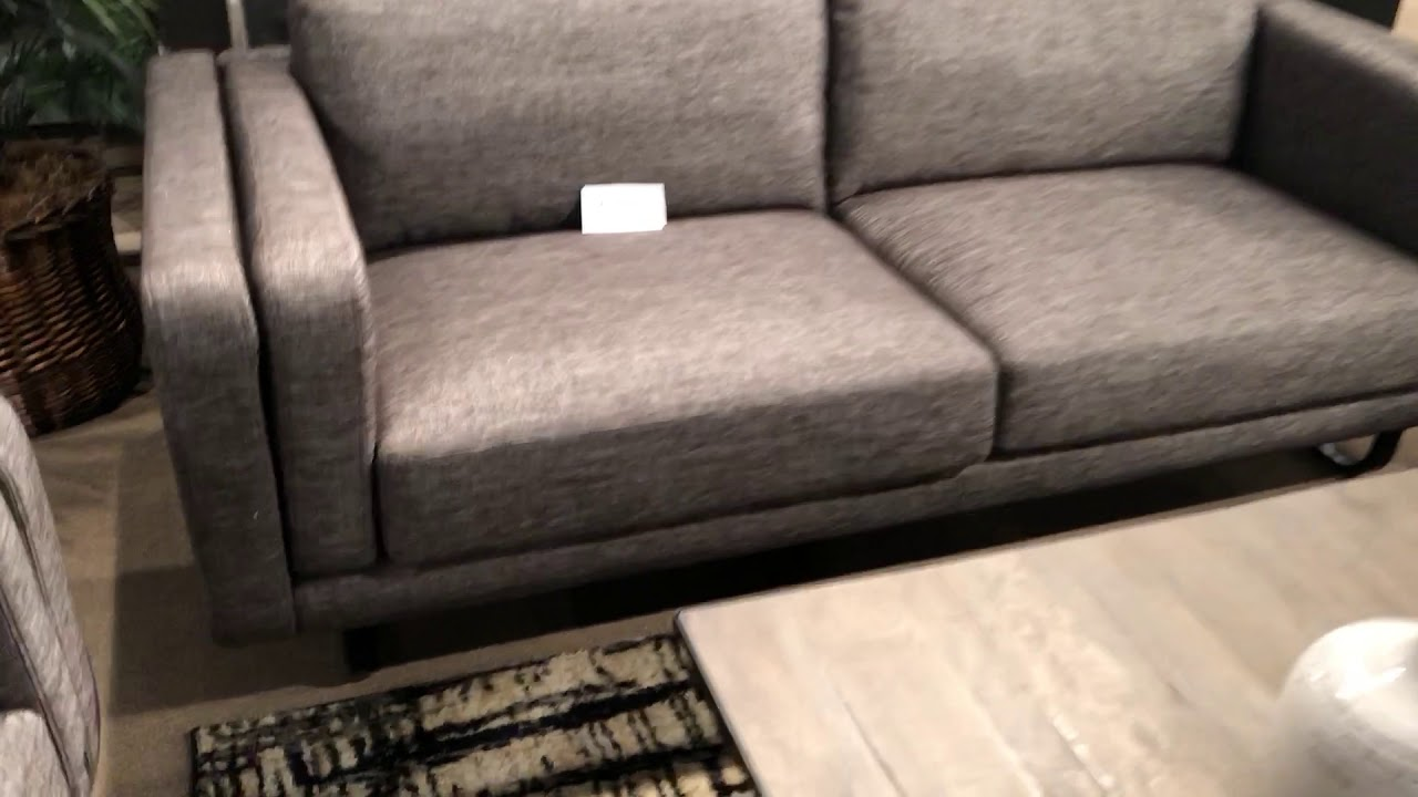 Coaster 508201 Winona Grey Shelter Arm Sofa Set Wyckes Furniture