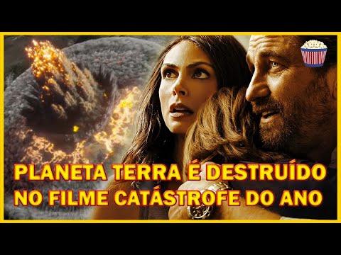 Meteoro destrói a Terra em filme catástrofe com 100% de aprovação da crítica! Destruição Final