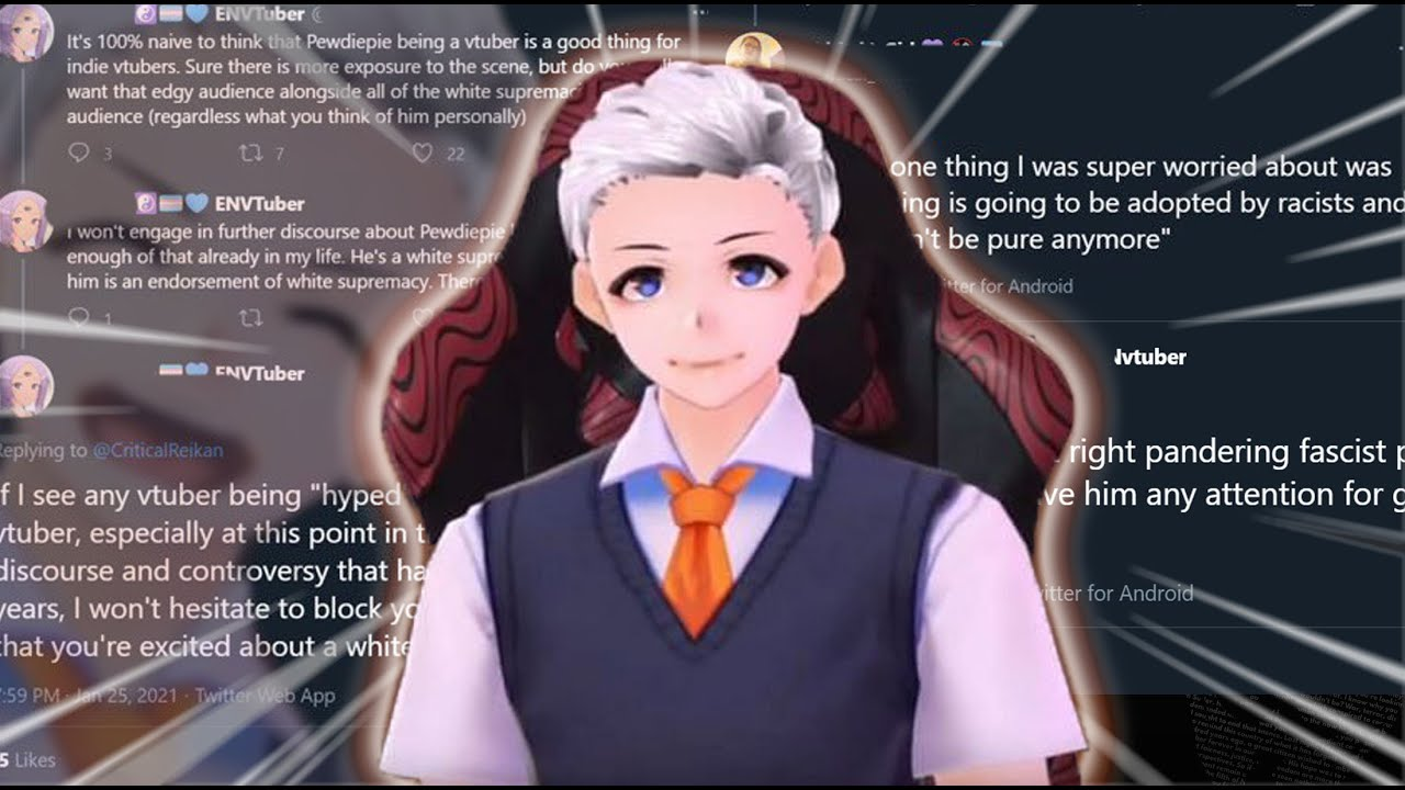 PewDiePie Becomes Vtuber To The Horror of Millions