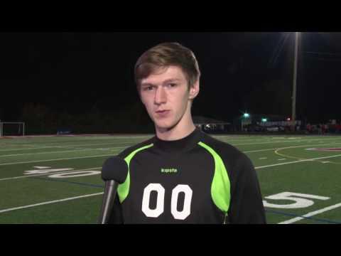 10-19-16 Wallkill Valley vs. Lenape Valley Boys Soccer