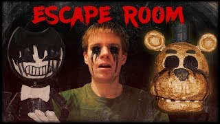 BENDY'S NIGHTMARE ESCAPE ROOM! thumbnail