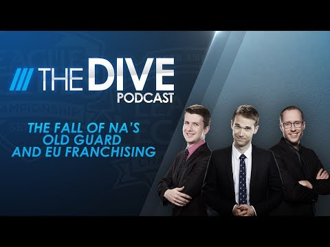 The Dive: The Fall of NA's Old Guard and EU Franchising (Season 2, Episode 12)