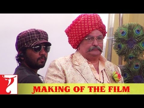 Making of Shuddh Desi Romance - Part 2 Travel Video
