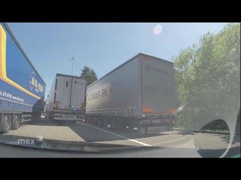 Ausbeutung: Der Preiskampf der Spediteure   Autobahn, LKW