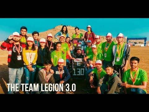 Team Legion 3.0 DBACER (SVSS) Nagpur - Mahindra SAE BAJA 2018 - SAEINDIA