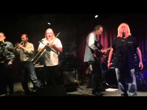 Jack Riwell Jam, with Memphis Funk-N-Horns, Horn Section & Debbie Jamison
