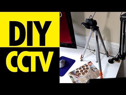 DIY CCTV Tutorial - The Blind Life