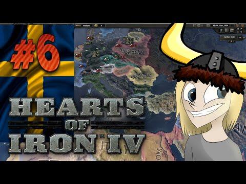 Hearts of Iron 4 - Brittiska Invasionen!?  - #6 [Svenska]