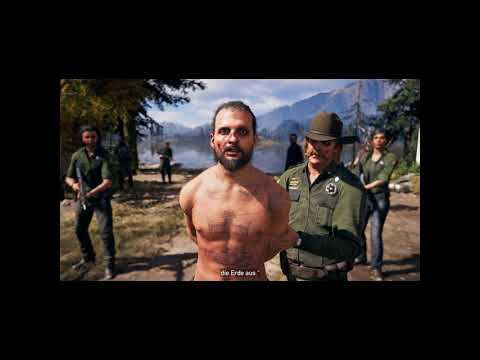 Far Cry 5-Widerstand Ende