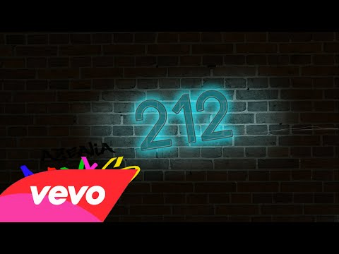 AZEALIA BANKS 212 VIDEO LYRIC