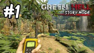 Green Hell : เนื้อเรื่อง[Thai] ความซวยเป็นเงาตามตัว PART 1
