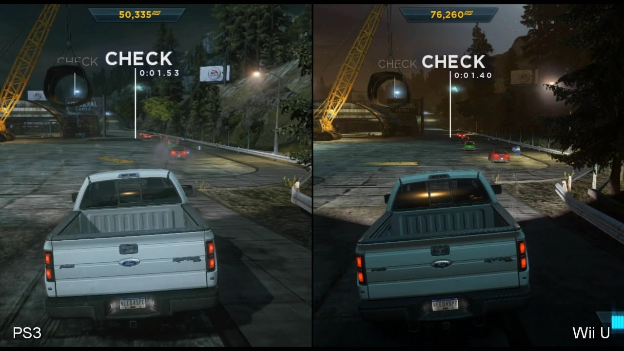 2 player need for speed most wanted pc