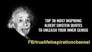 Top 30 Most Inspiring Quotes Albert Einstein