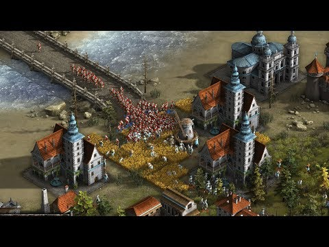 Cossacks 3 - Mission 5 THE WAR FOR ARMISTICE | The Lion of the North