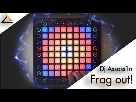 [NCS] Dj assass1n - Frag out! (Launchpad PRO Cover) + Project file