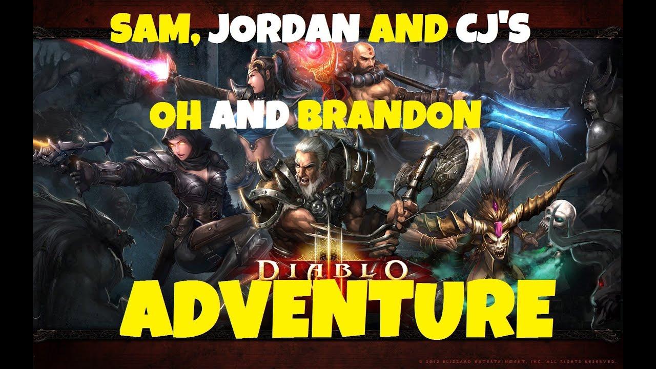 great adventure diablo 3 episode 2 youtube