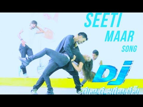 Seeti Maar video song | DJ Duvvada...
