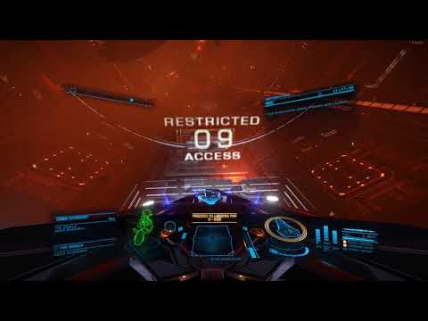 Elite: Dangerous - The Oracle Evacuation