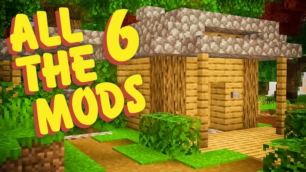 All The Mods 6 Ep. 1 New Mods New Builds