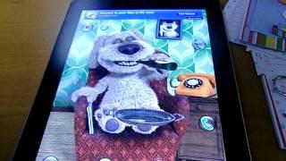 iPad सुविधाओं के लिए बेन द डॉग से बात कर रहे हैं! screenshot 1