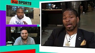 Shawn Porter Challenges Errol Spence, Says He's Gonna Beat Him, Take His Belt | TMZ Sports