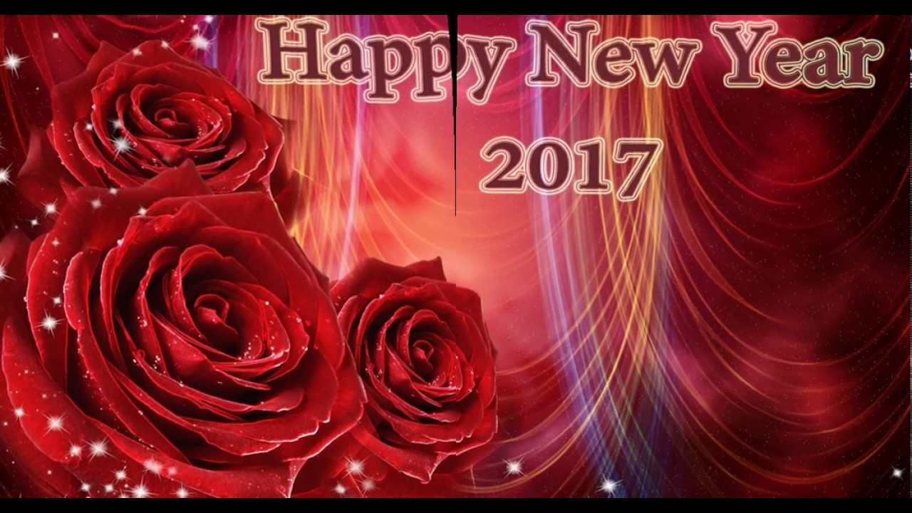 happy new year 2017 wishes video downloadwhatsapp videosongcountdownwallpaperanimation youtube