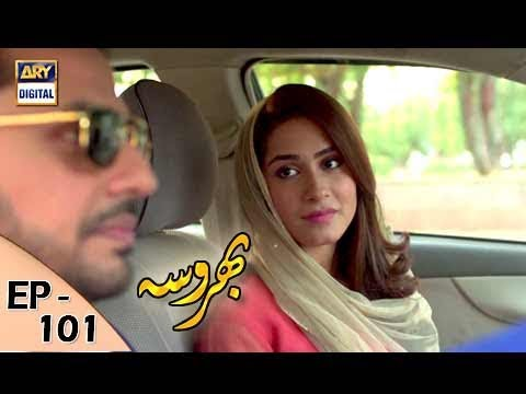 Bharosa - Episode 101 - 2nd October 2017 - ARY Digital Drama