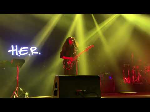 H.E.R. Hard Place Java Jazz 2019