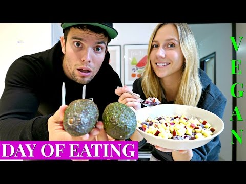 WHAT WE ATE TODAY | EXTREME VEGAN FASTING? (#004)