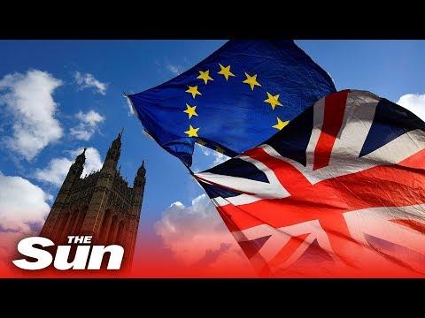 Brexit LIVE: Parliament begins bumper Brexit debate