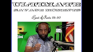 Jesse Lee Peterson ULTIMATE SAVAGE Moments! Best of Parts 26-50