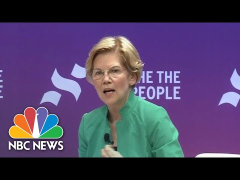 Elizabeth Warren On Why The Country Should Elect A Woman | NBC News