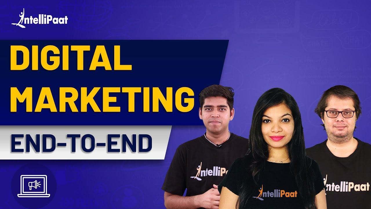 Digital Marketing Course | Digital Marketing Training | Digital Marketing Tutorial