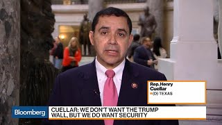 Rep. Cuellar Confident Budget Deal Will Be Reached to Avert Another Shutdown