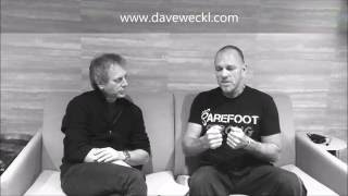 Dave Weckl Interview: Staying Healthy on Tour / Movement Efficiency While Drumming