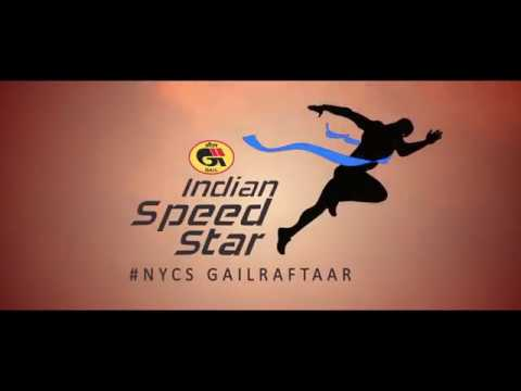 Journey of Gail Indian Speed Star NYCSGailRaftaar