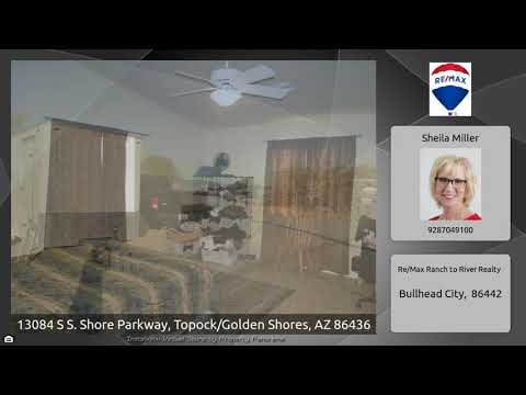 13084 S S. Shore Parkway, Topock/Golden Shores, AZ 86436