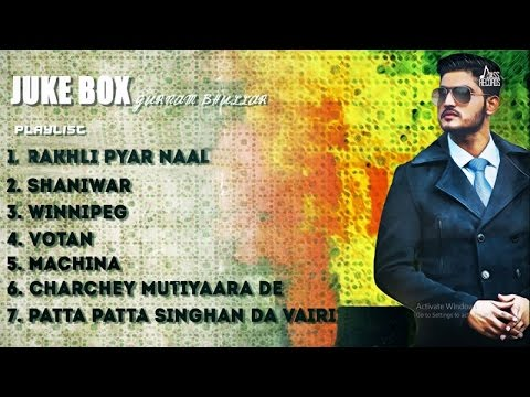 Juke Box |(Full Audio) | Gurnam Bhullar |New Punjabi Songs 2017 |Latest Punjabi Songs