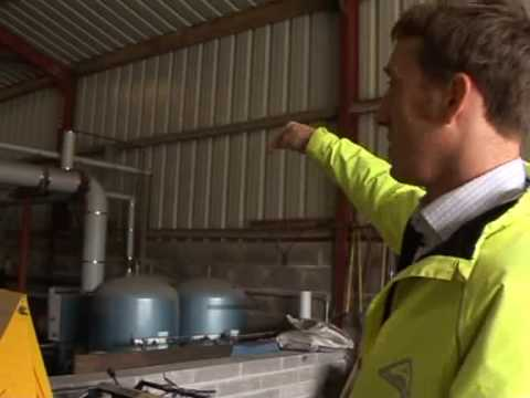 Wood Energy, UK, wood fuel heating - Ashden Award winner
