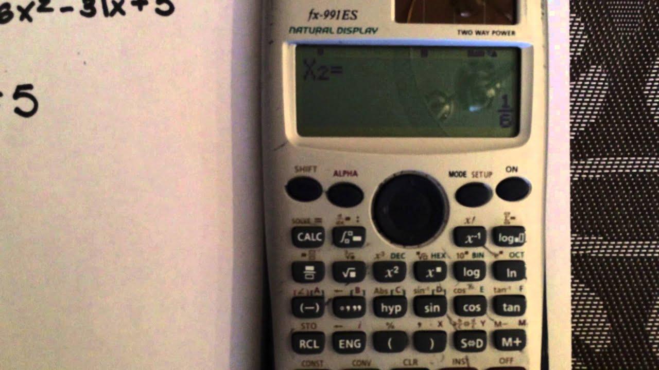 Homework help factoring trinomials solve a quadratic equation by.