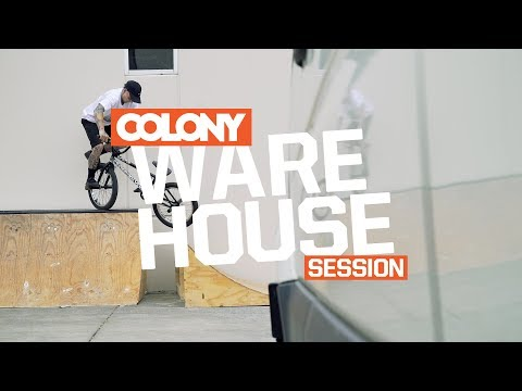 Clint Millar and Polly get in a great session on a few moveable ramps that they setup in some creative ways. Guest clips from Glen McLaughlin & Hardy The Puppy. Filmed and edited by Cooper...